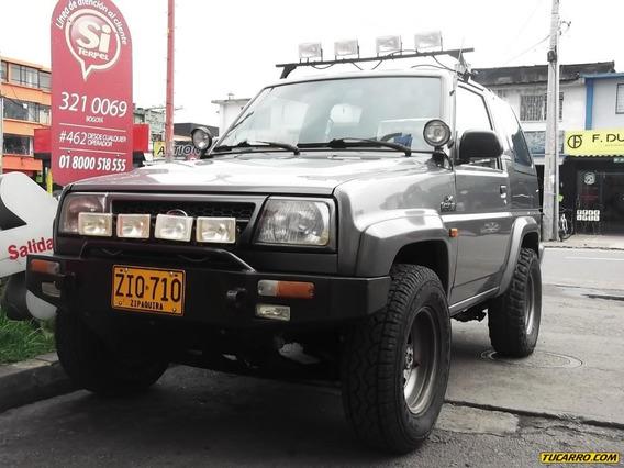 Daihatsu Feroza 1600cc