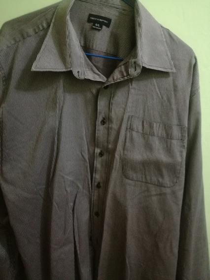 Camisa M/l Talla L Vinotinto... 350 Mil Bs