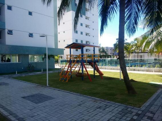 Apartamento Em Bessa, João Pessoa/pb De 81m² 3 Quartos Para Locação R$ 2.000,00/mes - Ap616984