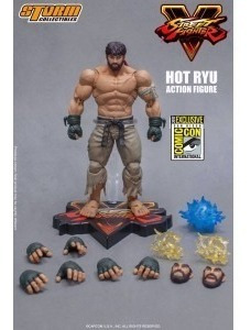 Ryu Exclusivo Street Figther Storm Collectibles