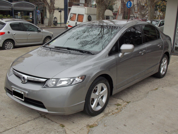 Honda Civic Lxs At 2008 Automatico