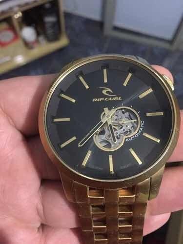 Relógio Rip Curl Original A2645 Detroit Automático Jewels