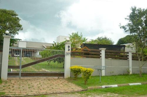 Imagem 1 de 30 de Casa Com 3 Dormitórios À Venda, 270 M² Por R$ 950.000,00 - Condomínio Terras De Santa Rosa - Salto/sp - Ca1772