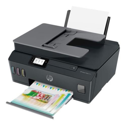 Impresora Multifunción Hp Smart Tank 615 Color Wi-fi  Wis