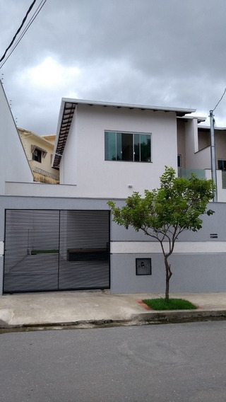 Casa Com 3 Quartos Para Comprar No Itapoã Em Belo Horizonte/mg - 3207