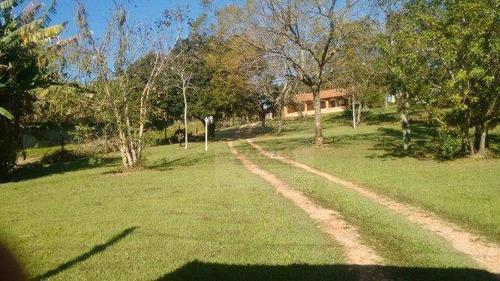 Imagem 1 de 5 de Chácara À Venda, 3200 M² - Estância Das Flores - Vinhedo/sp - Ch0086