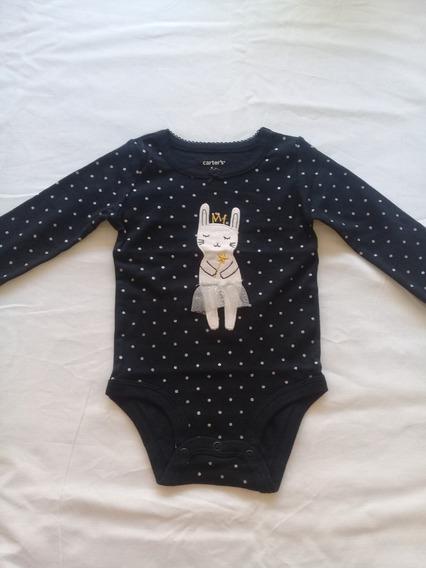 Body Manga Longa Carter´s Bebê Nenem Importado Novo Original