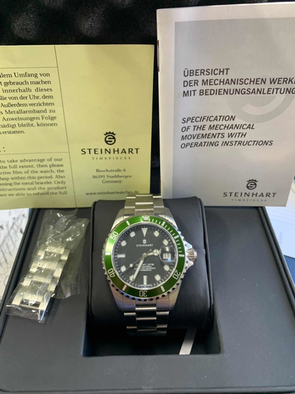 Relogio Steinhart Ocean One Swiss