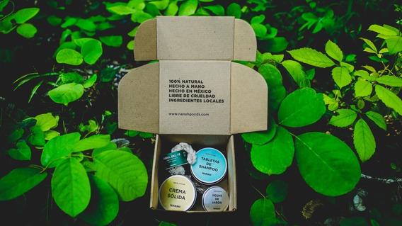 Kit Sólido Portable 100% Natural