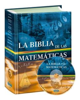 Libro La Biblia De Las Matemáticas Con Ejercicios Resueltos