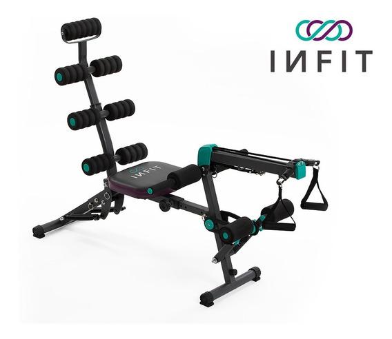 Infit - Fortalece Músculos, Mantente Activo Desde Su Casa