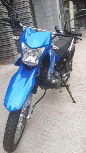 Zanella Zr 150 Lt Oferta 3200 Km Año 2019