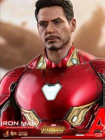 Hot Toy Iron Man Mark 50