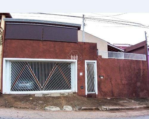 Casa Residencial Para Venda, Jardim Carlos Gomes, Jundiaí, Sp, 03 Dormitórios, 02 Vagas De Garagem Cobertas, Terraço Com Espaço Gourmet, Casa Arejada - Ca01054 - 34479335