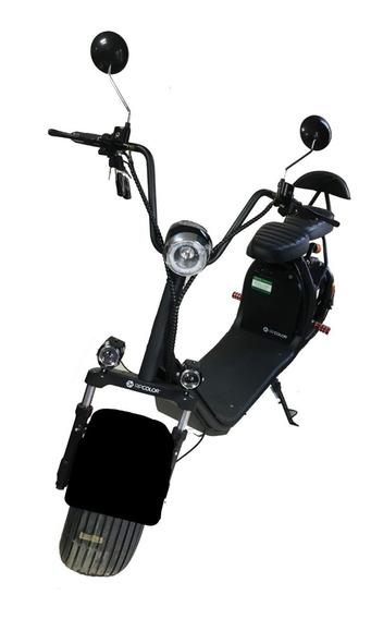 Moto Scooter Eléctrica Fh 1500 Watts Hasta 170 Kg