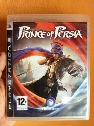 Prince Of Persia Ps3 Midia Fisica Semi Novo
