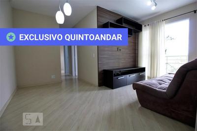 Apartamento No 7º Andar Mobiliado Com 2 Dormitórios E 1 Garagem - Id: 892893792 - 193792