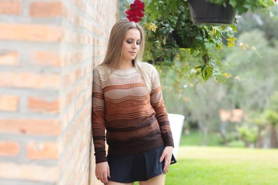 Blusa Feminina Lã