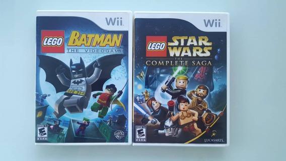Lote Lego Wii Original