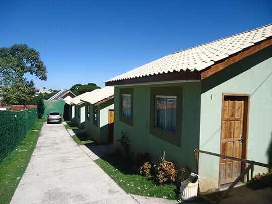 Casa Pilarzinho 2 Quartos Condominio
