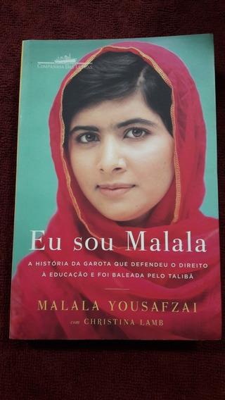 Livro Eu Sou Malala. Malala Yousafzai Com Christina Lamb