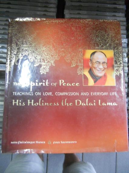 Livro The Spirit Of Peace His Holiness The Dalai Lama