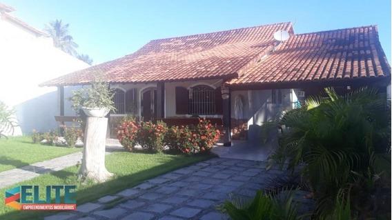 Casa Para Venda Em Saquarema, Itaúna, 3 Dormitórios, 3 Suítes, 4 Banheiros, 4 Vagas - E187