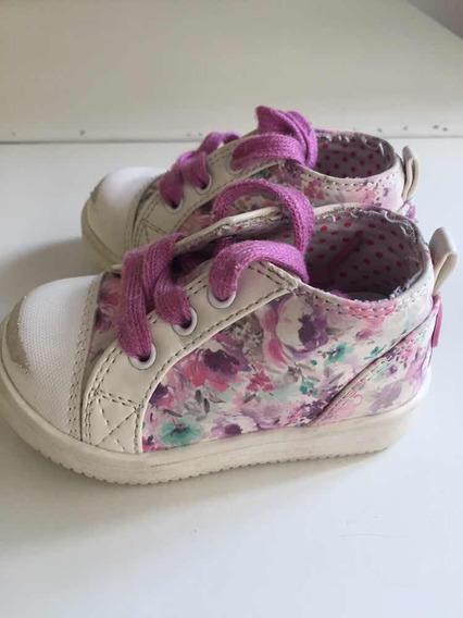Zapatillas Bebé Marca Colloky Talle 19