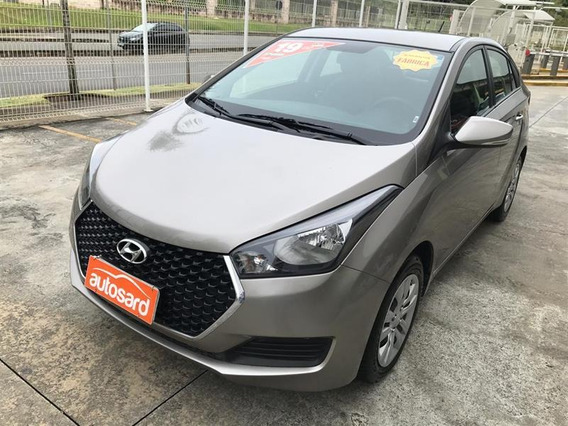 Hyundai Hb20s 1.6 Comfort Plus 16v Flex 4p Automático 2018/2