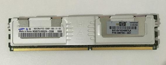 Memória Ddr2 Ecc Samsung 4gb (1x4gb) M395t5160qz4-ce68