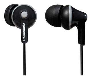 Auriculares Panasonic ErgoFit RP-HJE125 negro
