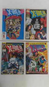 Gibi Coleção X - Men 2099 N° 1 Ao 04