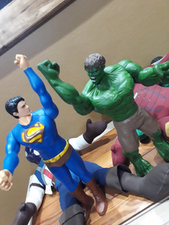 Muñecos Marvel Avengers Originales Precio Por 6 Muñecos...