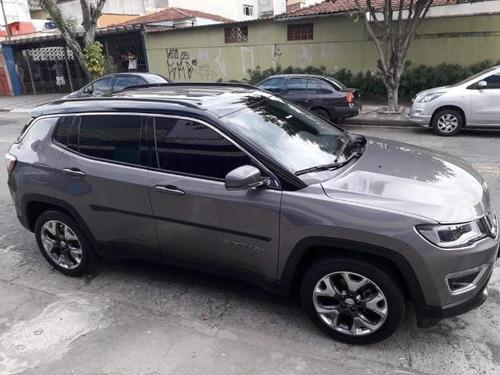 Jeep Compass Limited 2.0 4x2 Flex  2018 19.000 Km Único Dono