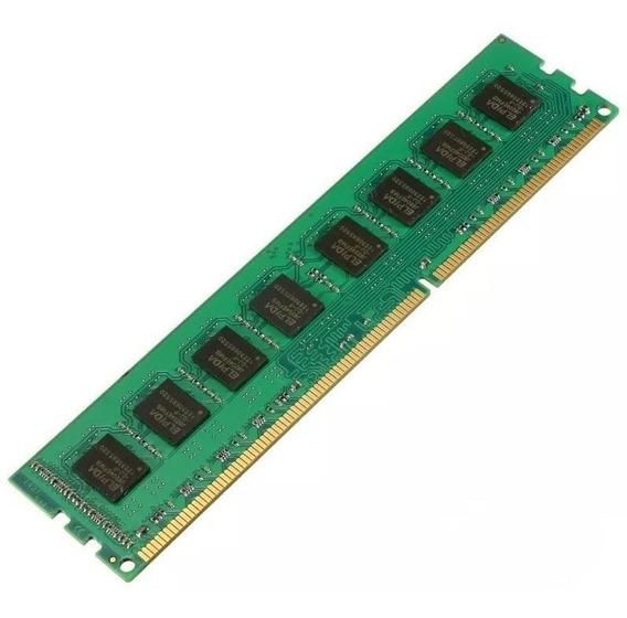 Memoria Ddr3 2gb Pc3 10600 1333mhz Nuevas En Blister