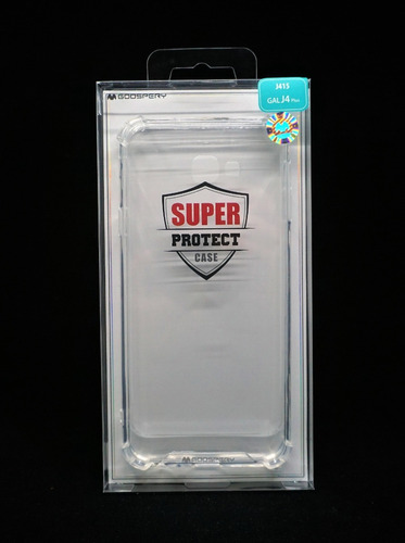 Funda Protector Galaxy J4 Plus Goospery Super Protect Case