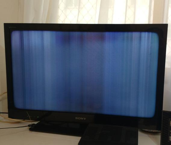 Tv 32 Led 3d Sony Bravia Kdl-32ex725 - Só Para Peças