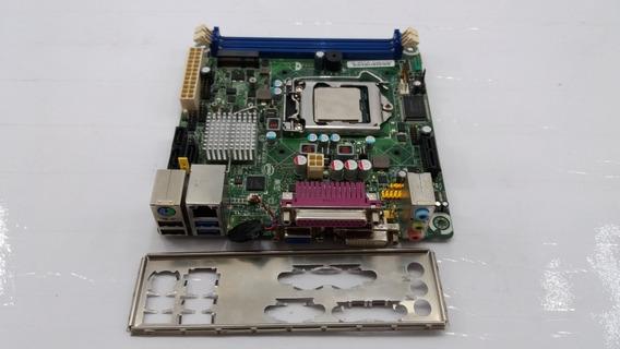 Placa Mãe Intel Dh61ze Ddr3 Dvi-d + Core I3 3,1ghz Lga1155