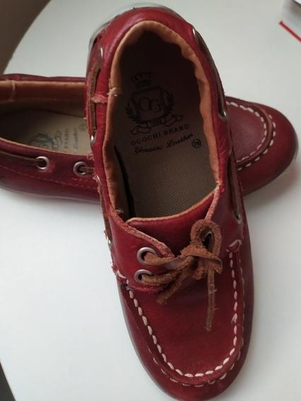 Mocassim Infantil Ogochi Brand