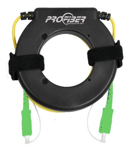 Bobina De Lançamento P/ Otdr Fibra Sm 1000m Profiber Sc/apc