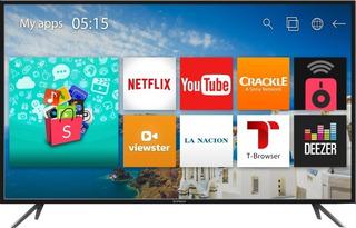 Smart Tv 55 Hitachi Cdh-le554k18 4k Ultra Hd C: 2997*
