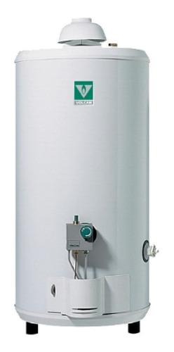 Termotanque a gas natural Volcan 0080GV blanco 80L