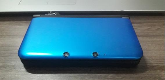Nintendo 3ds Xl 16gb Desbloqueado Com Jogos Instalados
