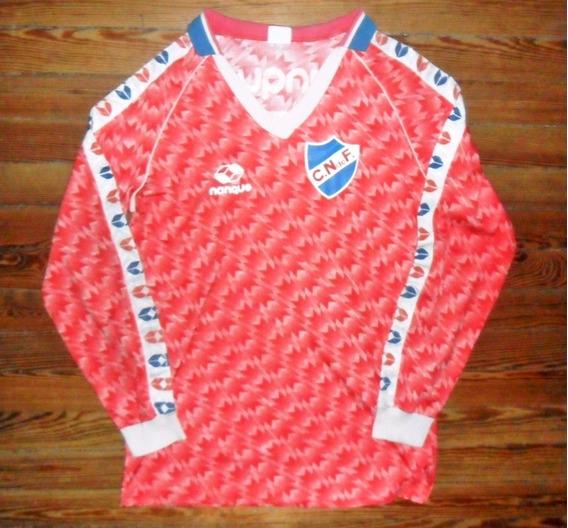 Camiseta Nacional Uruguay Nanque Alternativa 1992