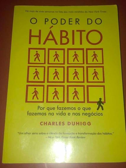 Livro - O Poder Do Hábito.