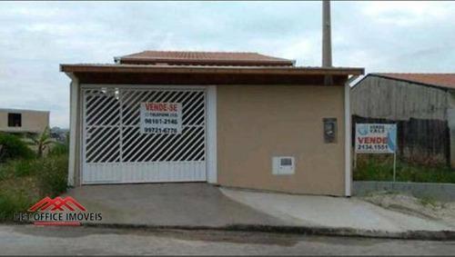 Imagem 1 de 6 de Casa Com 2 Dormitórios À Venda, 60 M² Por R$ 290.000,00 - Altos Da Vila Paiva - São José Dos Campos/sp - Ca0539