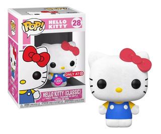 Funko Pop Hello Kitty Flocked Target Exclusiva