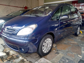 Citroën X-sara Picasso Excl 2.0.automatic.59mkm 2007