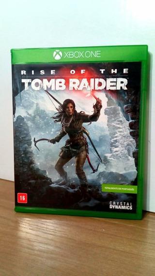 Rise Of The Tomb Raider Xbox One Usado