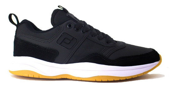 Tenis Freeday Brooklyn Preto/branco Original